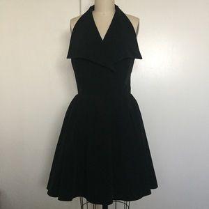 Vintage Jack MulQueen Wrap Dress